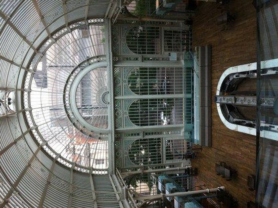 Royal Opera House: Paul Hamlyn hall (Floral hall)