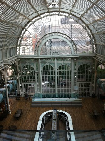 Royal Opera House: Paul Hamlyn hall (Floral hall)