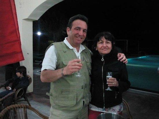 Botricello, Italia: brindisi x anniversario.