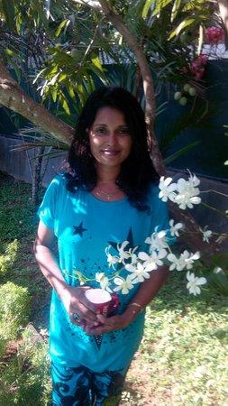 White Villa Guesthouse: Die tollste Köchin Sri Lanka´s