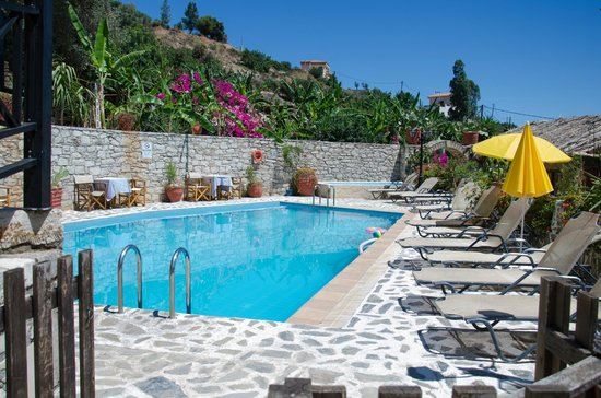 Stone Village Hotel : one of the pools,