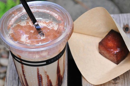 Omotesando Koffee: Coffee