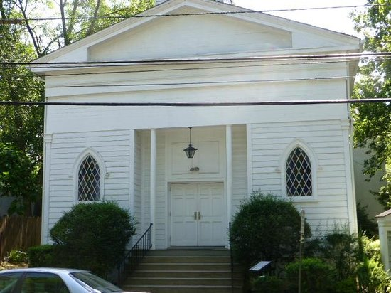 ‪witherspoon presbyterian church‬