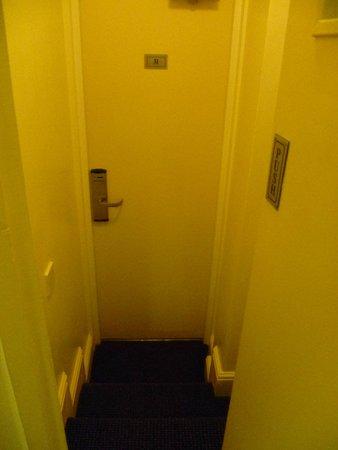 Victoria Inn: chambre n°31
