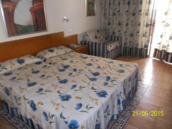Hotel Cotillo Beach: La chambre