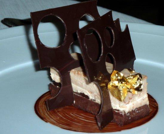 Villa Belrose Hotel: Chocolats grands crus