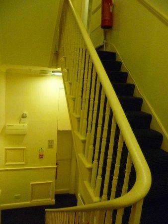 Victoria Inn: Le couloir