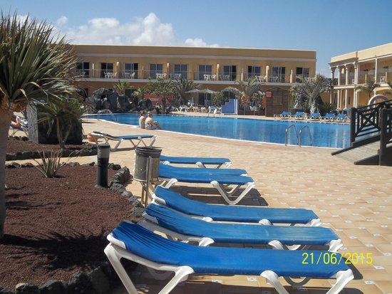 Hotel Cotillo Beach: La piscine