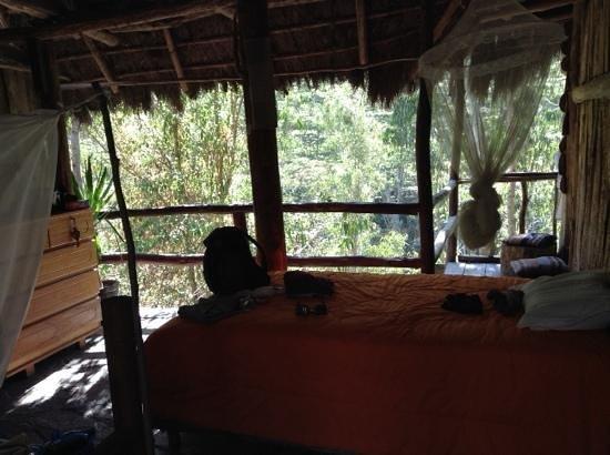 Pie Experiences: EcoQuechua Lodge