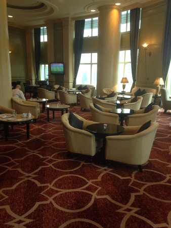 Mandarin Oriental, Kuala Lumpur: Another View of Club Lounge on 24th Floor