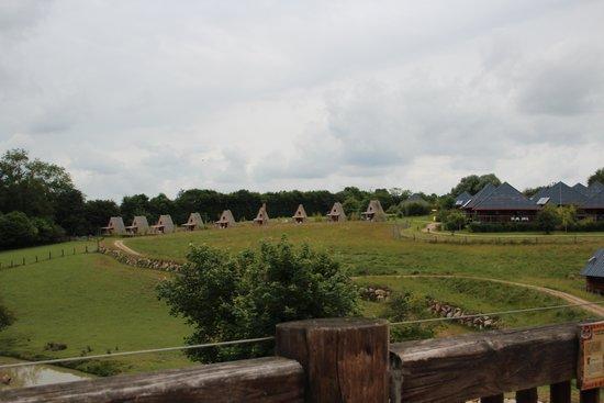 Parc Zoologique Cerza : logement