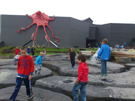 Atlantic Sea Park: Playground outside