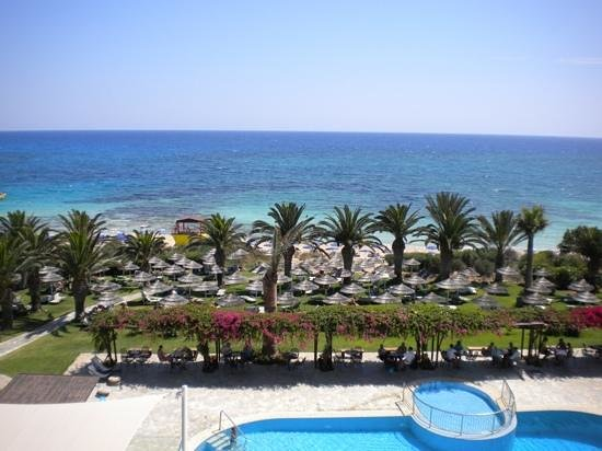 Alion Beach Hotel: Sea view from our room - just stunning