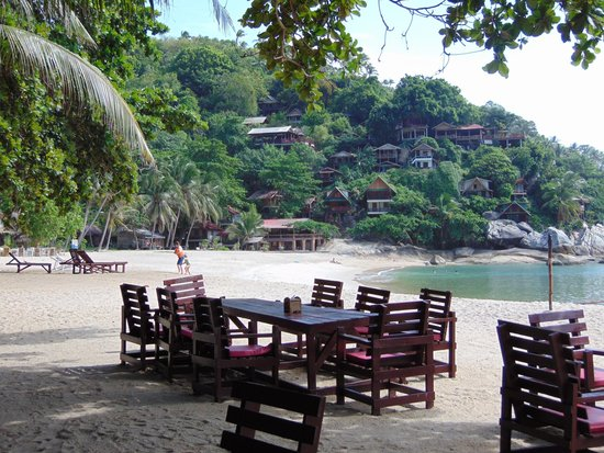 Mai Pen Rai Bungalows: Restorant