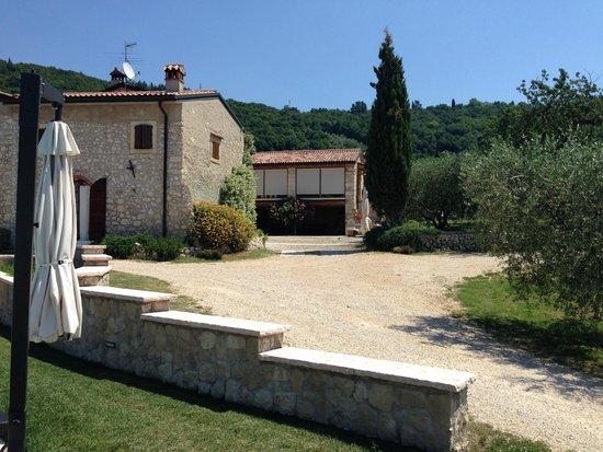 Agriturismo Le Croibe: The beautiful house