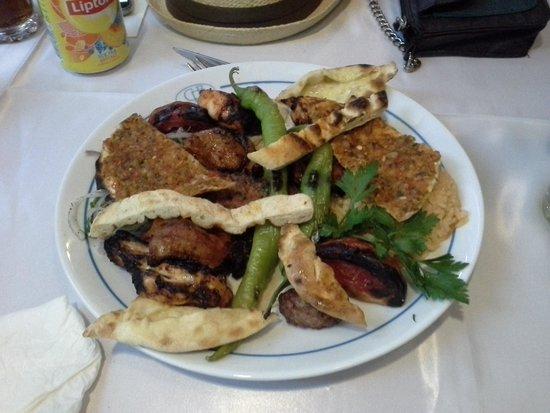 Sultanahmet Buhara Kebab House: delicious