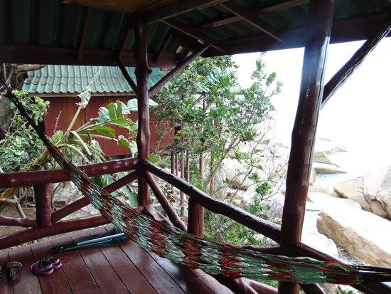 Mai Pen Rai Bungalows : boungalow 20 Family room