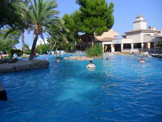 Grupotel Gran Vista & Spa: Pool