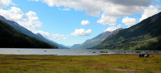 Strathcona Provincial Park: Like sitting in a postcard