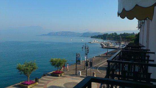 Hotel Miralago: Utsikt från balkong