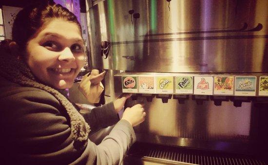World of Coca-Cola: Degustando