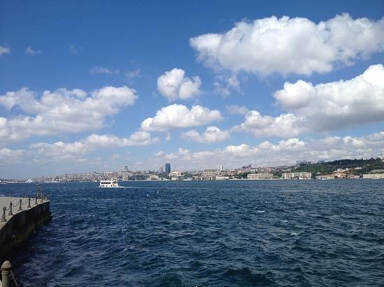 Bosphorus Strait: Beylerbeyi