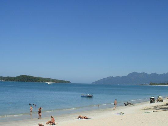 Tropical Resort: Strand