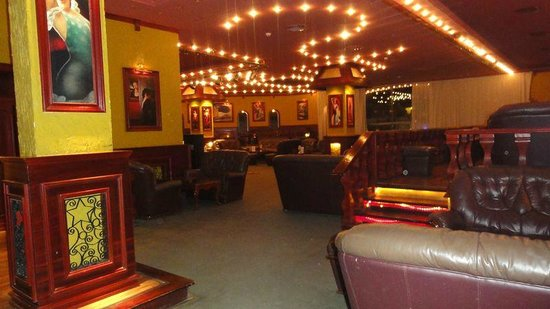 Ali Baba Palace: Ali Baba Lounge (drinks cost in here)