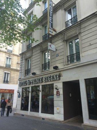 Hôtel du Prince Eugene: Prince Eugene