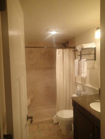 Tan-Tar-A Resort, Golf Club, Marina & Indoor Waterpark: Bathroom