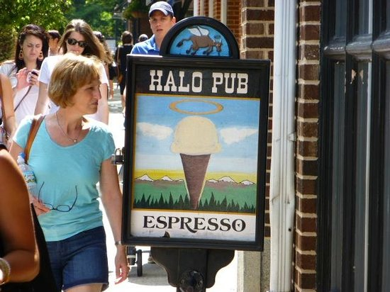 Halo Pub : Yes! That's the place