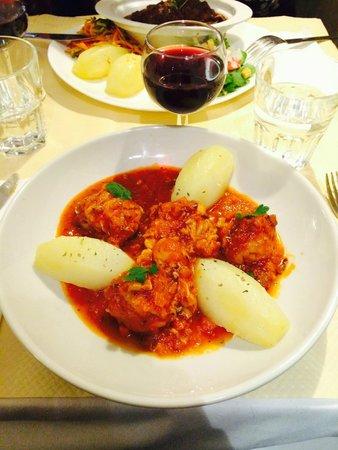 La Manne: A delightful meal