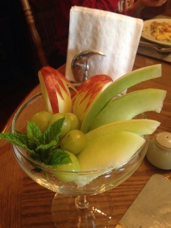 Marifield House B&B: Fruit
