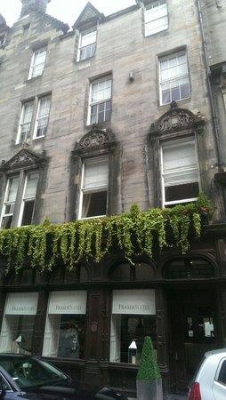 Fraser Suites Edinburgh : С третьего по шестой этажи гостиницы