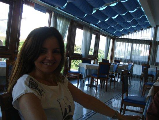 Hotel Olimpico: sala colazione