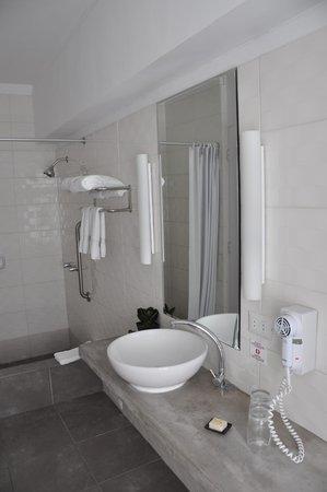 Tierra Viva Arequipa Plaza Hotel : Baño habitación 209