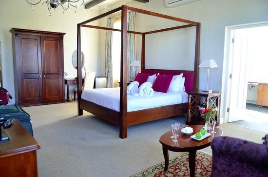The Wild Mushroom Boutique Hotel: La chambre Honeymoon