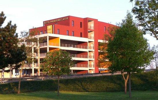 H tel premiere classe thionville photo de premiere for Hotel 1ere classe