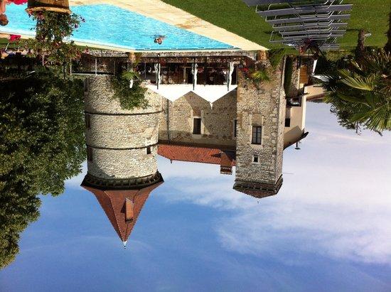 Chateau Chapeau Cornu : Tres beau