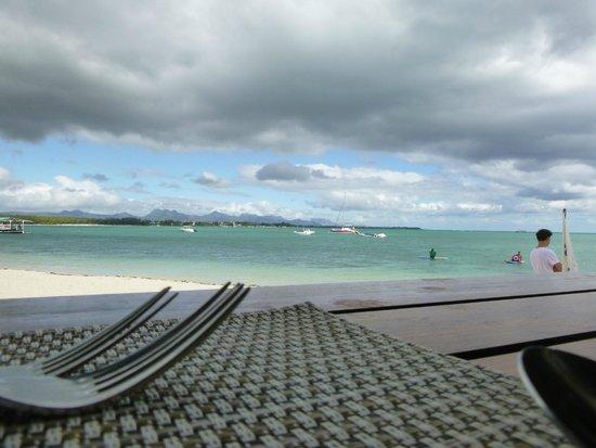 Club Med La Pointe aux Canonniers : Vue du restaurant