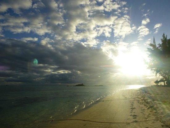 Club Med La Pointe aux Canonniers : la plage
