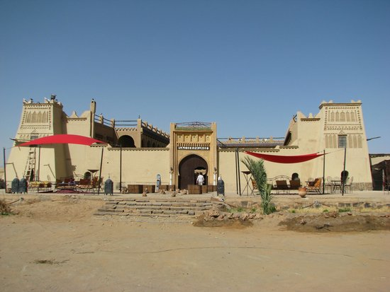 Nasser Palace: hotel