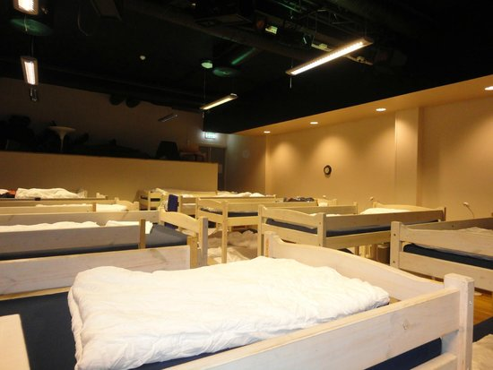 Bergen YMCA Hostel : Dortoir mixte 32 lits