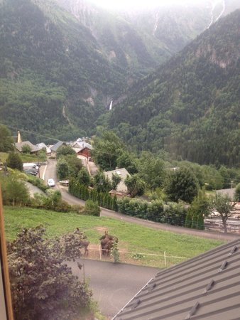 Chalet Morville : Views from rooms