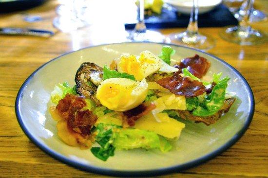 Overture at Hidden Valley: Un plat du menu 6 courses : pour gros mangeurs