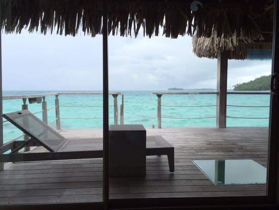 Conrad Bora Bora Nui : Lovely room