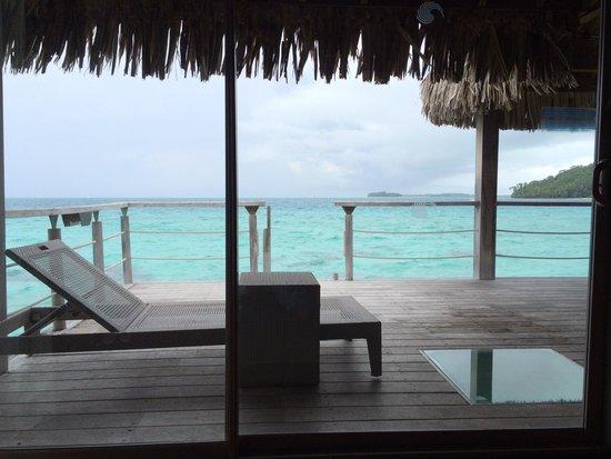 Conrad Bora Bora Nui: Lovely room