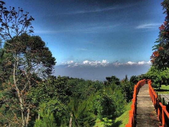Kastuba Resort: Amazing view from the resort lookout