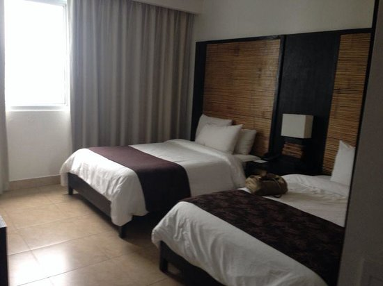Las Perlas Hotel & Resort Playa Blanca : Rooms