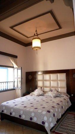 Riad Al Madina: notre chambre ...